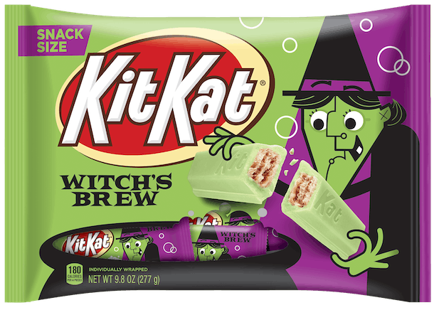 Hershey's 2020 Halloween candy includes four new treats.