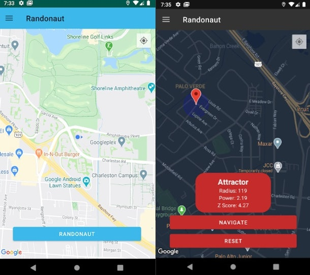 Is the Randonautica app safe? Here's what to know before you use it.