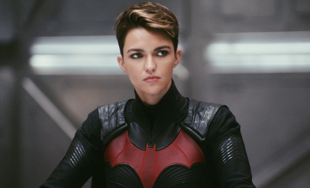 Ruby Rose in 'Batwoman'