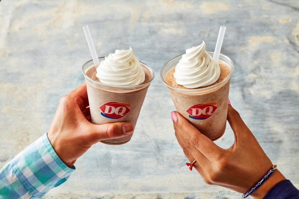 Dairy Queen's Pumpkin Cookie Butter Shake will also be released on Aug. 31.
