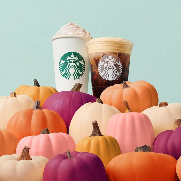 Starbucks' Pumpkin Cream Cold Brew will be back in stores on Aug. 25.
