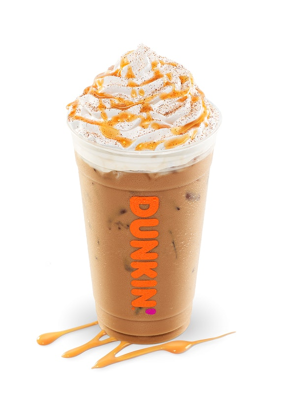 Starbucks' Pumpkin Spice Latte vs. Dunkin's Pumpkin Spice Latte. How do they stack up?