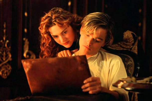 """One of the best dates inspired by classic movies comes from """"Titanic."""""""