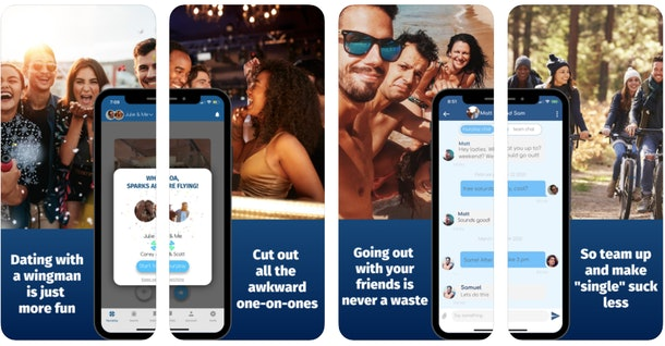 Here are some dating apps to try in 2020.
