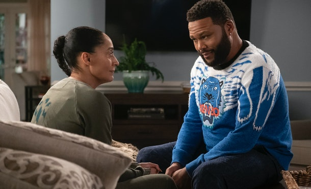 'Black-ish' stars Anthony Anderson and Tracee Ellis-Ross are once again nominated for Emmys in 2020.