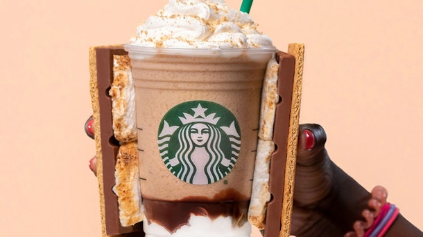 These s'mores-flavored treats for National S'mores Day 2020 include the S'mores Frappuccino.