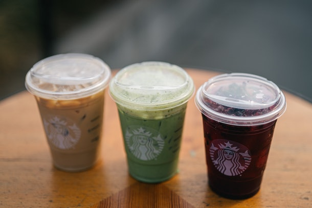 Starbucks' new strawless lids will replace straws for iced coffees, teas, espressos, and Refreshers.