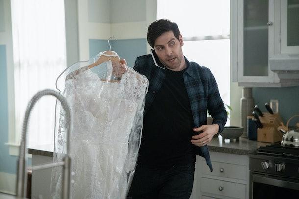 Eddie (David Giuntoli) on 'A Million Little Things'