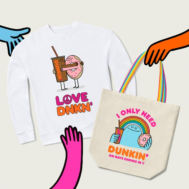 Dunkin's National Coffee Day 2020 deals include new merch.