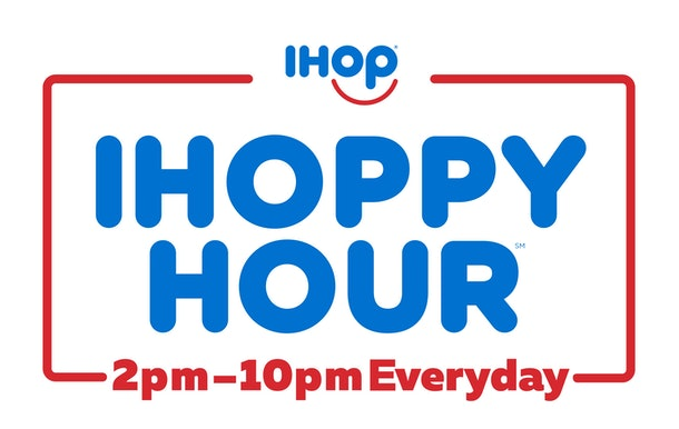 IHOP's new IHOPPY Happy Hour Deals are as low as $3