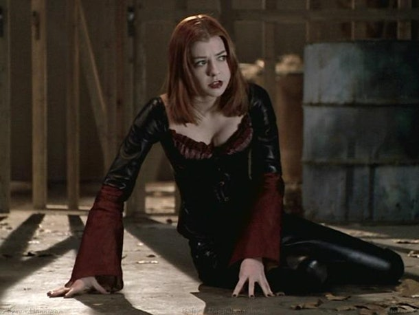 Willow on Buffy the Vampire Slayer