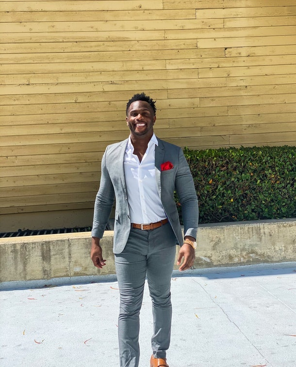 Eazy from 'The Bachelorette'