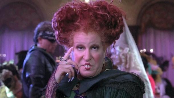 Winifred Sanderson in Hocus Pocus