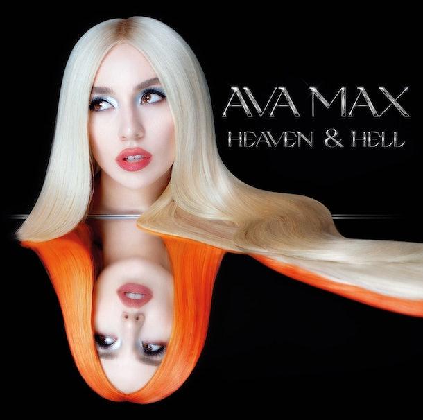 Ava Max released her album 'Heaven & Hell' on Sept. 18.
