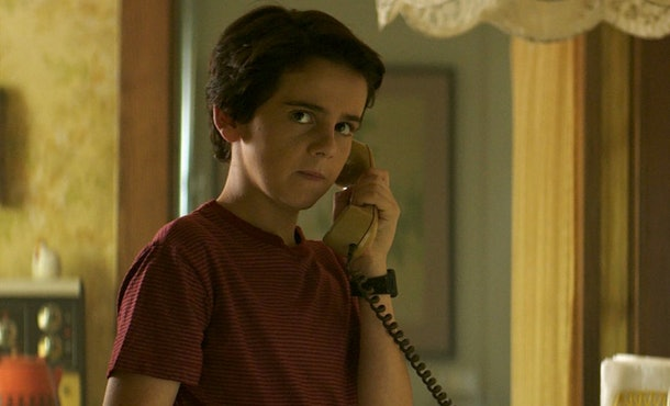 Jack Dylan Frazer starred in 'It' before 'We Are Who We Are.'