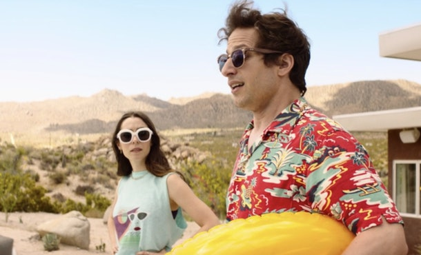'Palm Springs' was a standout movie on Hulu in 2020.