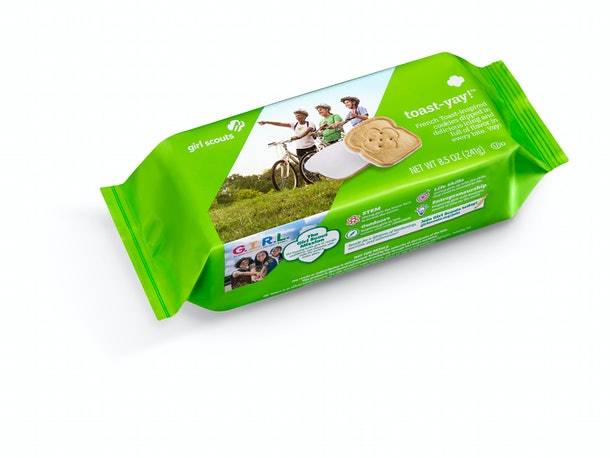 Here's how to get Girl Scout Cookies delivered to your door.