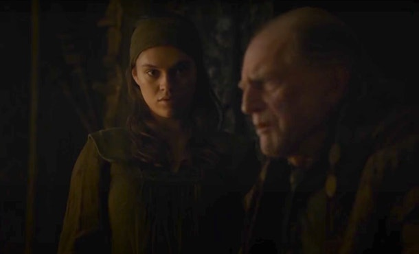 Sabrina Bartlett played one of Arya's disguises on 'Game of Thrones.'