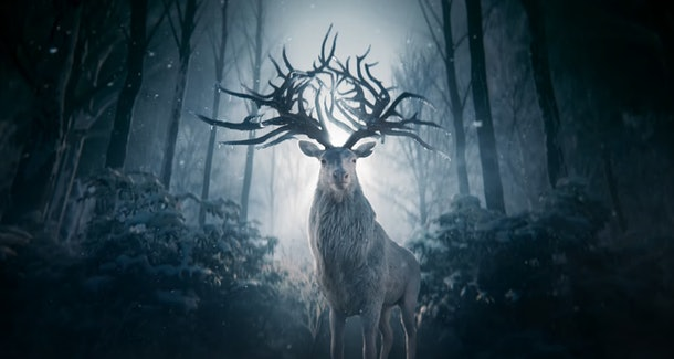 The Magic Stag from Shadow & Bone
