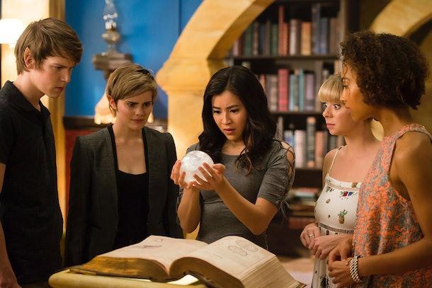 Kimie Tsukakoshi leads the ensemble cast of The Bureau of Magical Things.