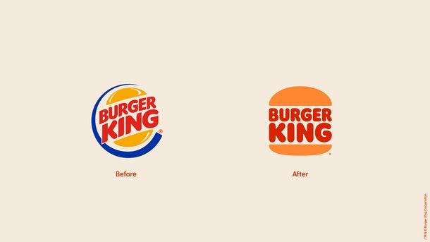 Burger King is throwing it back for its new logo launching in the early part of 2021.