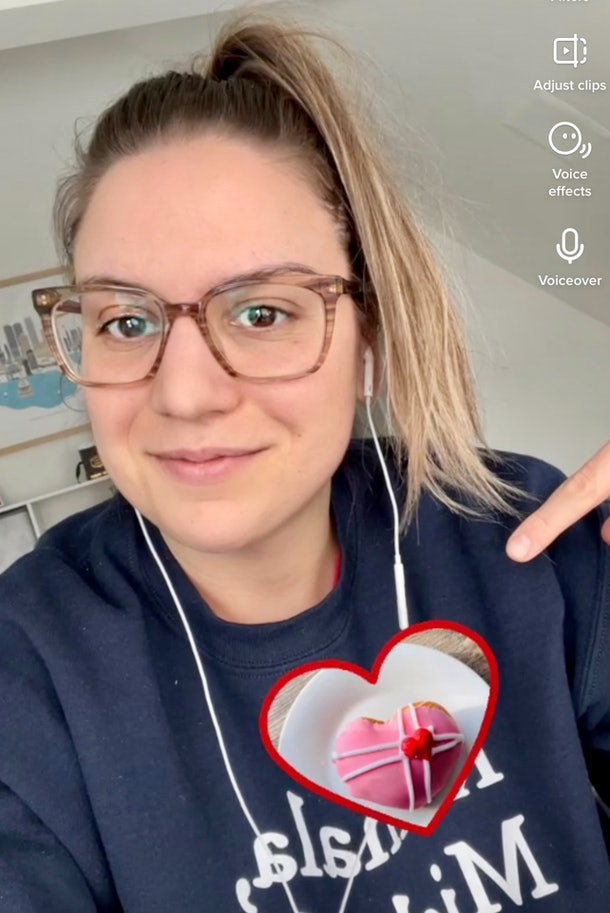 These Valentine's Day 2021 effects on TikTok feature heart-inspired filters.