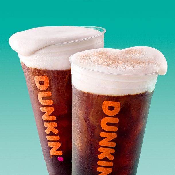 Dunkin' is launching a Sweet Cold Foam, and it'll be on the new Charli Cold Foam drink.