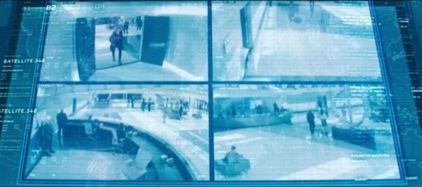 WandaVision footage of Wanda stealing Vision's body