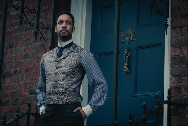 Royce Pierreson as Dr. Watson in The Irregulars