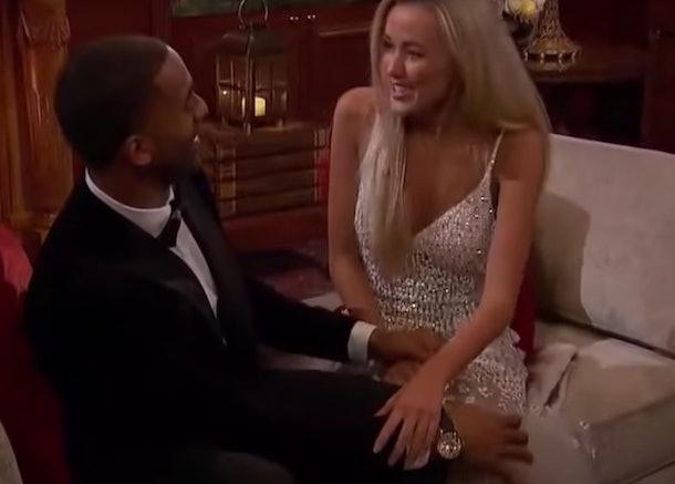 Matt James and Heather Martin chat on Season 25 of 'The Bachelor'
