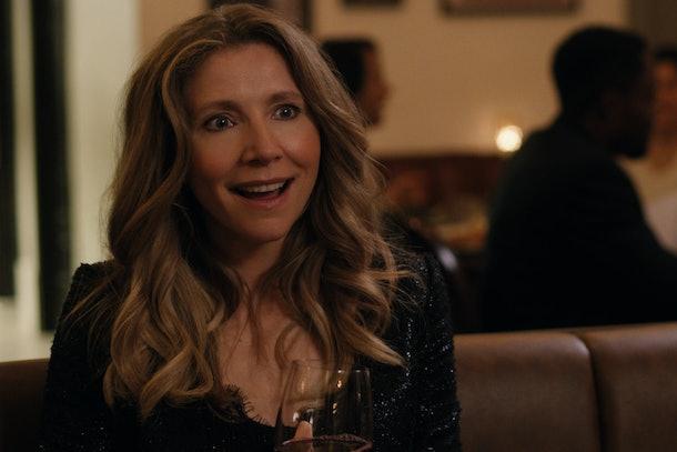 SARAH CHALKE as KATE in FIREFLY LANE