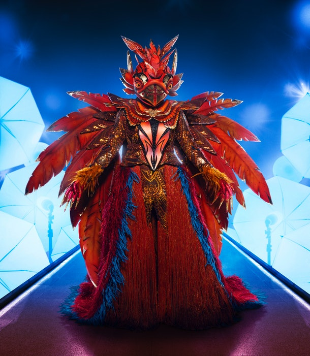 The Phoenix on The Masked Singer