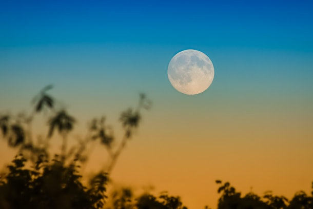 Astrologers say the November 2019 full moon is a lucky one.