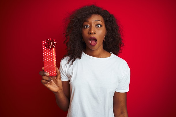 Many holiday breakup stories involve gifts — or lack thereof.
