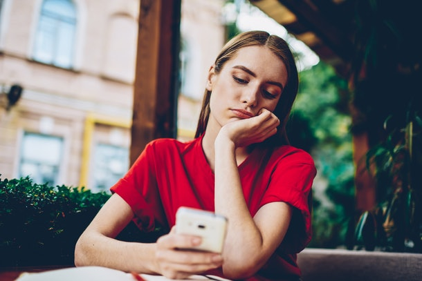 Of all the ways to fall out of love with your ex, unfollowing them on social media may be the most effective.