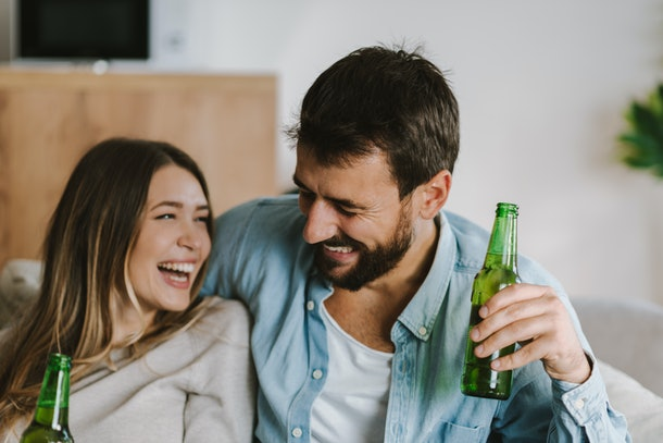Holiday-inspired date ideas include an at-home seasonal beer tasting.