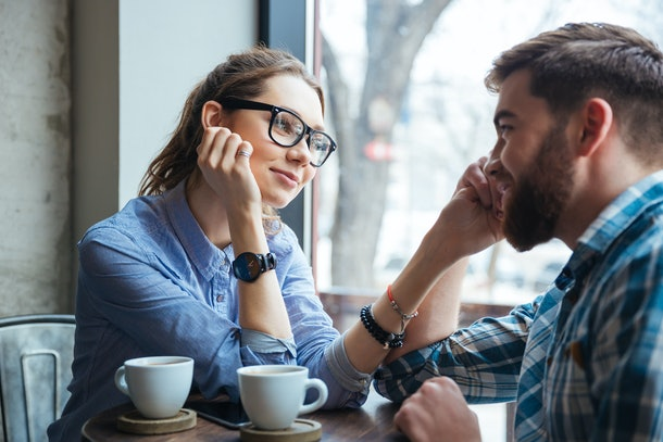 Dating again but not over your ex? It's important to take things slow, and be honest with yourself about what you're capable of.