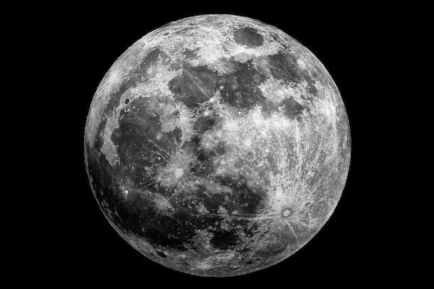 Moon, Full Moon