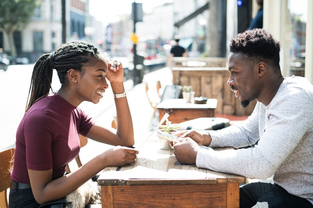 If you didn't feel a physical attraction on a first date, experts advise giving it a second chance — as long as you had a good time.
