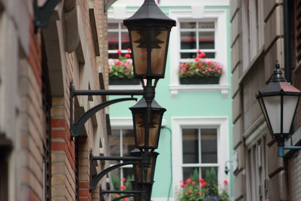 London Soho Candelabra