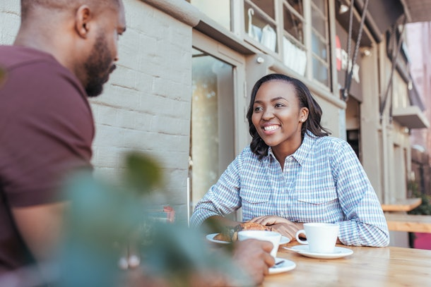 Not sure how to boost your confidence before a first date? Start by listening to empowering music.