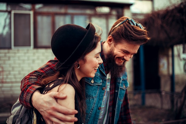 ESFP is one of the Myers-Briggs personality types who fall in and out of love quickly.