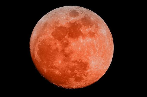 Lunar eclipse 2017