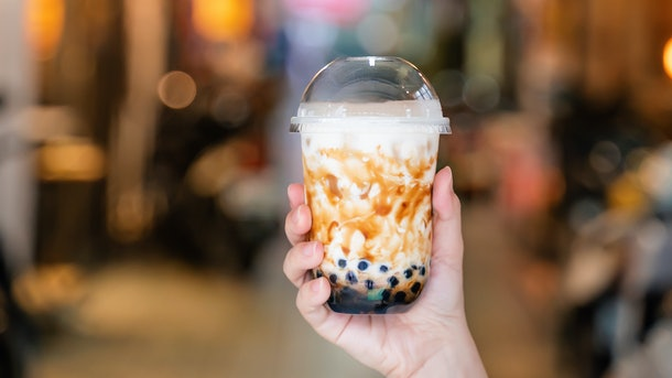 Brown sugar boba is predicted to be trending all the way into 2021.