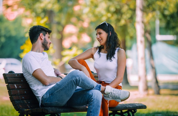 Waiting until marriage to have sex? If you feel awkward talking to dates about it, try planning and rehearsing what you'll say ahead of time.