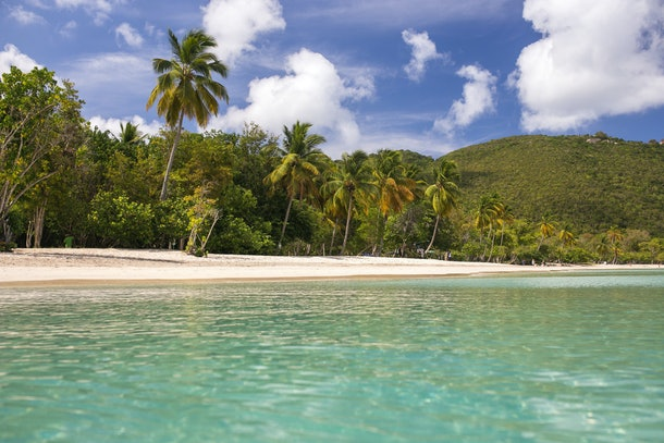 Dollar Flight Club's Feb. 5 deals to the Virgin Islands are over half off regular prices.