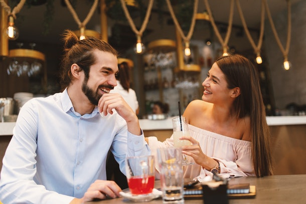 If you didn't feel a physical attraction on a first date, keep in mind that jitters can get in the way of your connection.