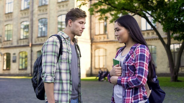 Why are you scared of running into your ex? Part of it has to do with vulnerability.