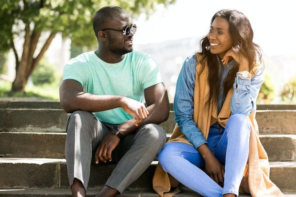 INFP is one of the Myers-Briggs personality types who are the easiest partners to talk to.